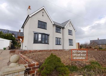 Thumbnail 4 bed detached house to rent in The Green, Northop, Flintshire