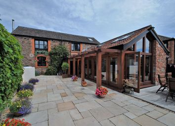 Thumbnail 4 bed barn conversion for sale in West Newton, Bridgwater