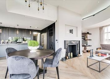 Thumbnail 2 bed flat for sale in Barons Keep, Gliddon Road, London