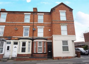 4 bed terraced house for sale in Hartley Road, Nottingham NG7