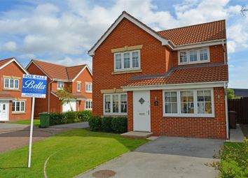 Thumbnail 3 bed detached house for sale in Garganey Walk, Scunthorpe