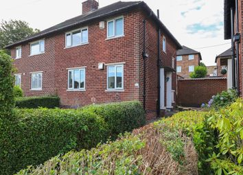 Thumbnail 2 bed semi-detached house for sale in Carter Lodge Avenue, Sheffield