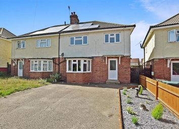 Thumbnail 4 bed semi-detached house for sale in The Crescent, Northfleet, Gravesend, Kent