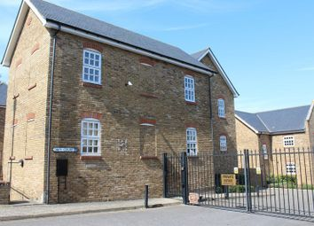 Thumbnail 1 bed flat to rent in Davy Court, Rochester, Kent