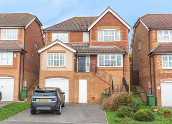 Thumbnail 6 bed detached house for sale in Court Farm Road, Newhaven