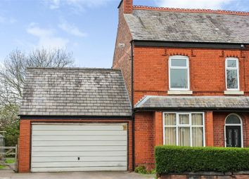 Thumbnail 3 bed semi-detached house for sale in Rushgreen Road, Lymm, Cheshire