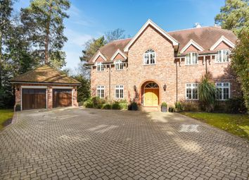Thumbnail 5 bed property to rent in Sunning Avenue, Sunningdale, Ascot