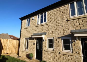Thumbnail 3 bed semi-detached house for sale in White Lee Road, Batley
