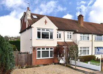 Thumbnail 4 bed end terrace house for sale in Queen Anne Avenue, Bromley