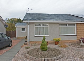 Thumbnail 2 bed semi-detached bungalow for sale in 17 The Nurseries, St Madoes, Perth