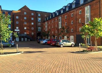Thumbnail 2 bedroom flat to rent in The Shamrock, Regatta Quay, Key Street, Ipswich