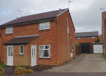 Thumbnail 2 bed semi-detached house to rent in Boughton Drive, Swanwick