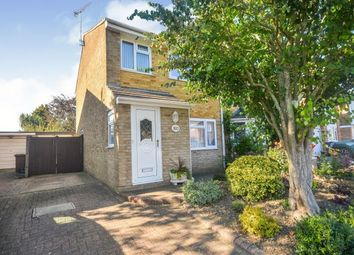 Thumbnail 3 bed semi-detached house for sale in Grasmere Road, Kennington, Ashford, Kent