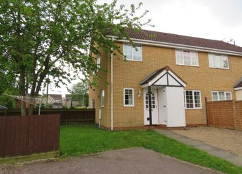 Thumbnail 2 bed property for sale in Wrights Way, Woolpit, Bury St. Edmunds