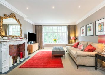 Thumbnail 3 bed flat for sale in Heath Court, Frognal, Hampstead, London