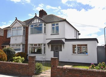 Thumbnail 4 bed semi-detached house for sale in Pinhoe Road, Whipton, Exeter