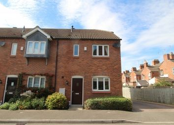 Thumbnail 3 bed town house to rent in Anson Close, Grantham