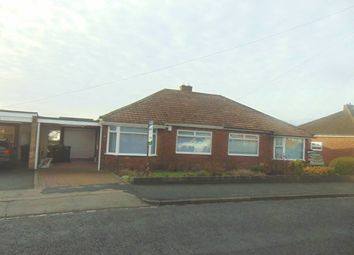Thumbnail 2 bed semi-detached bungalow for sale in Roachburn Road, Westerhope, Newcastle Upon Tyne
