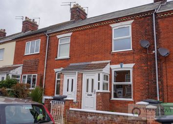 Thumbnail 3 bedroom terraced house to rent in Suffield Road, Gorleston, Great Yarmouth