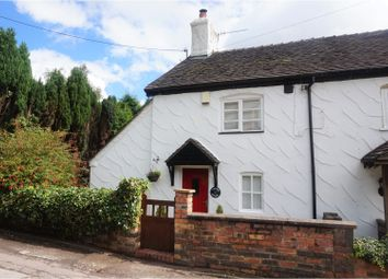 Thumbnail 2 bed cottage for sale in Monument Lane, Tittensor, Stoke-On-Trent