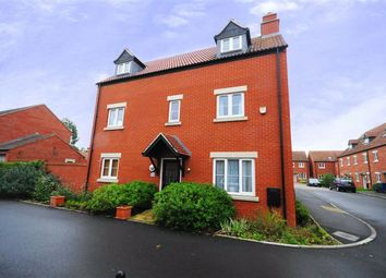 Thumbnail 4 bed end terrace house to rent in Marlstone Drive, Churchdown, Gloucester