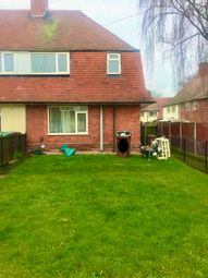 Thumbnail 3 bed semi-detached house to rent in Shepton Crescent, Nottingham