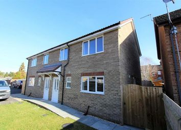 Thumbnail 2 bed semi-detached house for sale in Vandyke Road, Leighton Buzzard