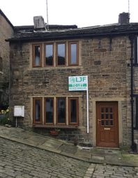Thumbnail 1 bed terraced house to rent in Skircoat Green, Halifax