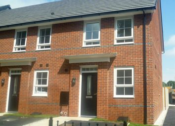 Thumbnail 2 bed mews house to rent in Hawthorn Avenue, Walkden, Manchester