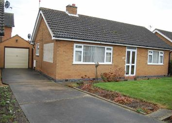 Thumbnail 2 bedroom detached bungalow to rent in Park Road East, Calverton, Nottingham