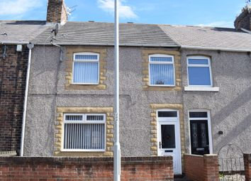 Thumbnail 3 bed terraced house for sale in Milburn Road, Ashington, Northumberland