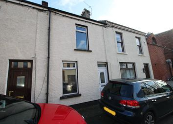 Thumbnail 2 bed terraced house for sale in Station View, Dunmurry, Belfast