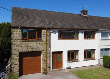 Thumbnail 4 bed semi-detached house for sale in Ings Lane, Guiseley, Leeds