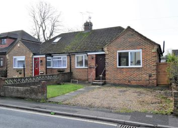 Thumbnail 2 bed semi-detached bungalow for sale in Wakeley Road, Rainham, Gillingham
