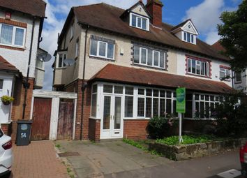 Thumbnail 5 bedroom semi-detached house for sale in Southam Road, Hall Green, Birmingham