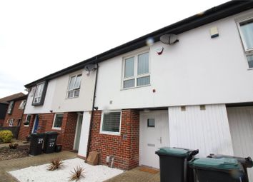 Thumbnail 2 bed terraced house for sale in Nursery Grove, Gravesend, Kent