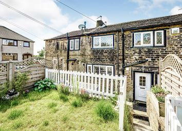 1 bed terraced house for sale in Water Hill, Sowerby Bridge HX6