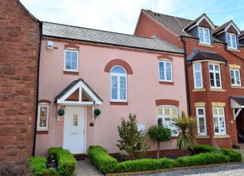 Thumbnail 3 bed terraced house for sale in Burge Crescent, Cotford St. Luke, Taunton, Somerset