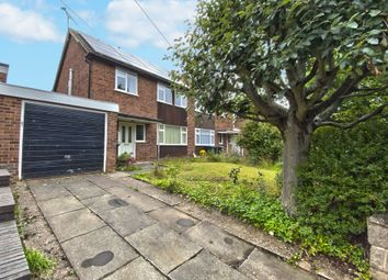 Thumbnail 3 bed semi-detached house for sale in Farber Road, Walsgrave, Coventry