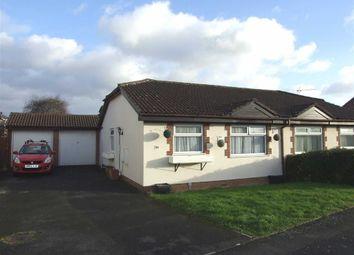 Thumbnail 2 bed semi-detached bungalow for sale in Hornbeam Crescent, Melksham