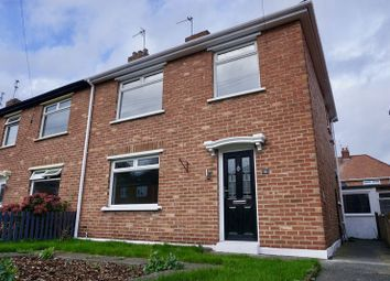 Thumbnail 3 bed semi-detached house for sale in York Terrace, Larwood Court, Chester Le Street