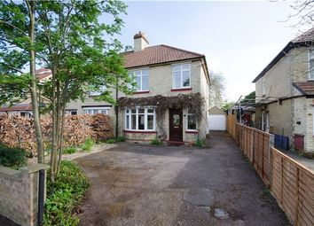 Thumbnail 3 bed semi-detached house for sale in Blackwell Caravan Site, Kings Hedges Road, Cambridge