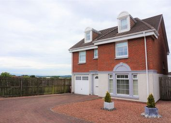 Thumbnail 5 bed detached house for sale in Sibbald View, Armadale