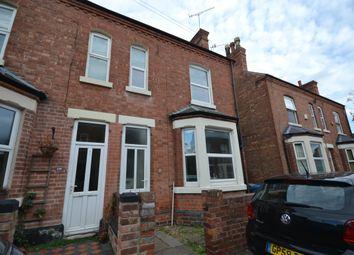 Thumbnail 6 bed end terrace house to rent in Melton Grove, West Bridgford, Nottingham