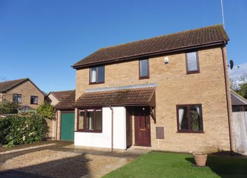 Thumbnail 3 bedroom detached house for sale in Monson Way, Oundle, Peterborough