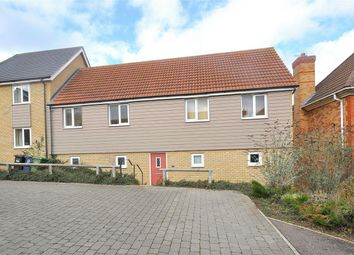 Thumbnail 2 bedroom flat for sale in Cromwell Drive, Hinchingbrooke, Huntingdon, Cambridgeshire