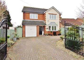 Thumbnail 4 bed detached house for sale in Mornington Road, Canvey Island
