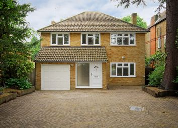 Thumbnail 5 bed detached house to rent in Ditton Road, Surbiton, Surbiton