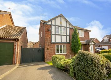 2 bed semi-detached house for sale in Dylan Thomas Road, Bestwood Park, Nottinghamshire NG5
