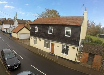 Thumbnail 3 bed cottage for sale in Lower Street, Sproughton, Ipswich, Suffolk